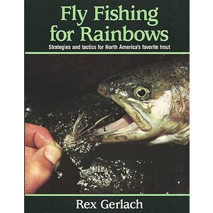 Book-Fly Fishing for Rainbows- Gerlach