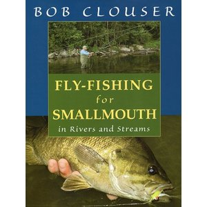 Book-Fly Fishing for Smallmouth in Rivers & Streams- Clouser