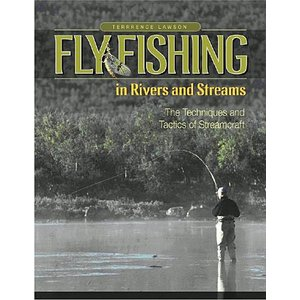 Book-Fly Fishing in Rivers and Streams- Lawton