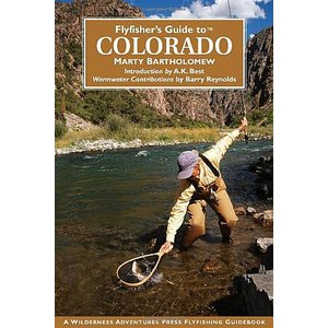 Book-FlyFishers Guide to Colorado