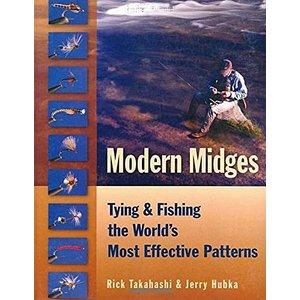 Book-Modern Midges- Takahashi & Hubka