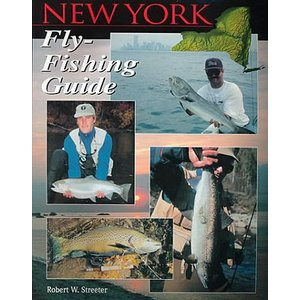 Book-New York Flyfishing Guide- Streeter