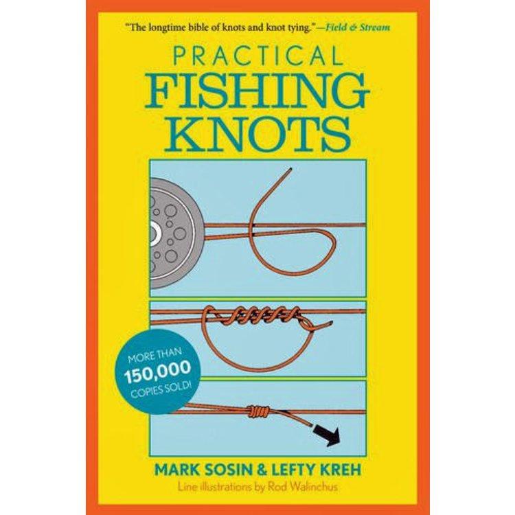 Book Practical Fishing Knots Ii Krehsosin Mrfc