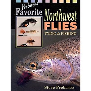 Book-Probasco's Favorite Northwest Flies- HC