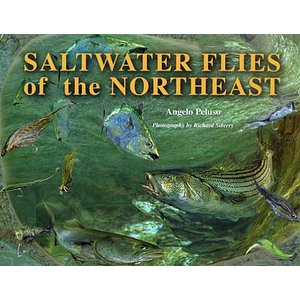 Book-Saltwater Flies of the Northeast- Peluso