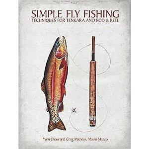 Book-Simple Fly Fishing-Tenkara- Matthews & Chouinard
