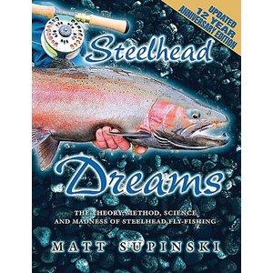 Book-Steelhead Dreams- Supinsky
