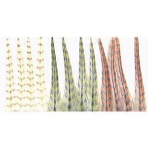 Wapsi Fly, Inc Dry Fly Hackle Mini Pack