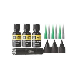 Loon Outdoors UV Fly Paint Kit