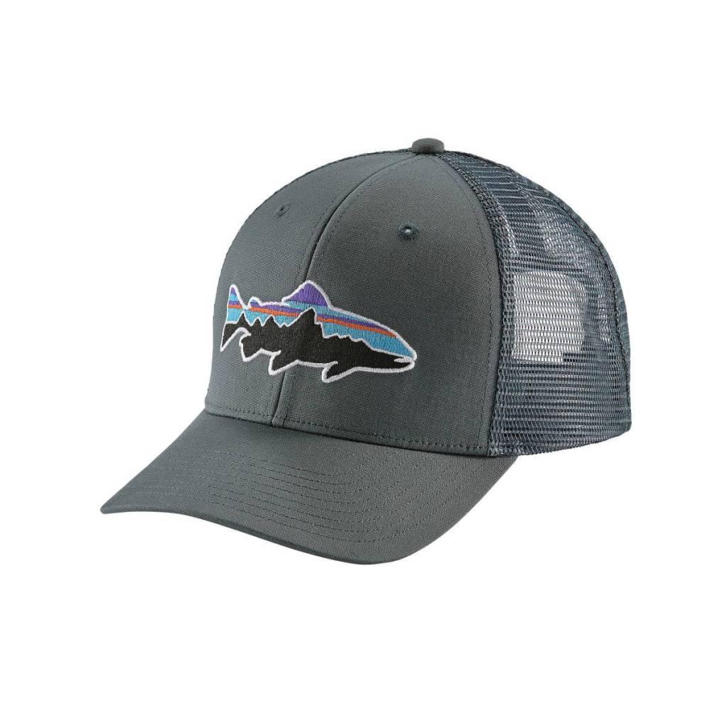45b28157271b0 Patagonia Fitz Roy Trout Trucker Hat - MRFC