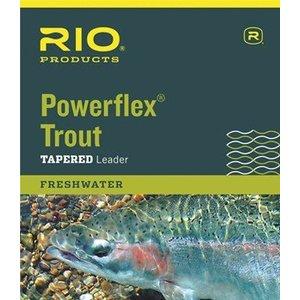 RIO Powerflex Trout Leader - 12 Ft