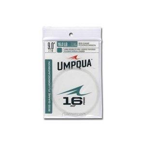 UMPQUA Umpqua Big Game Fluorocarbon Leader - 9ft