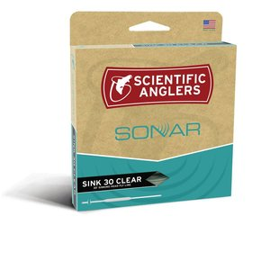 Scientific Anglers Sonar Sink 30 Clear