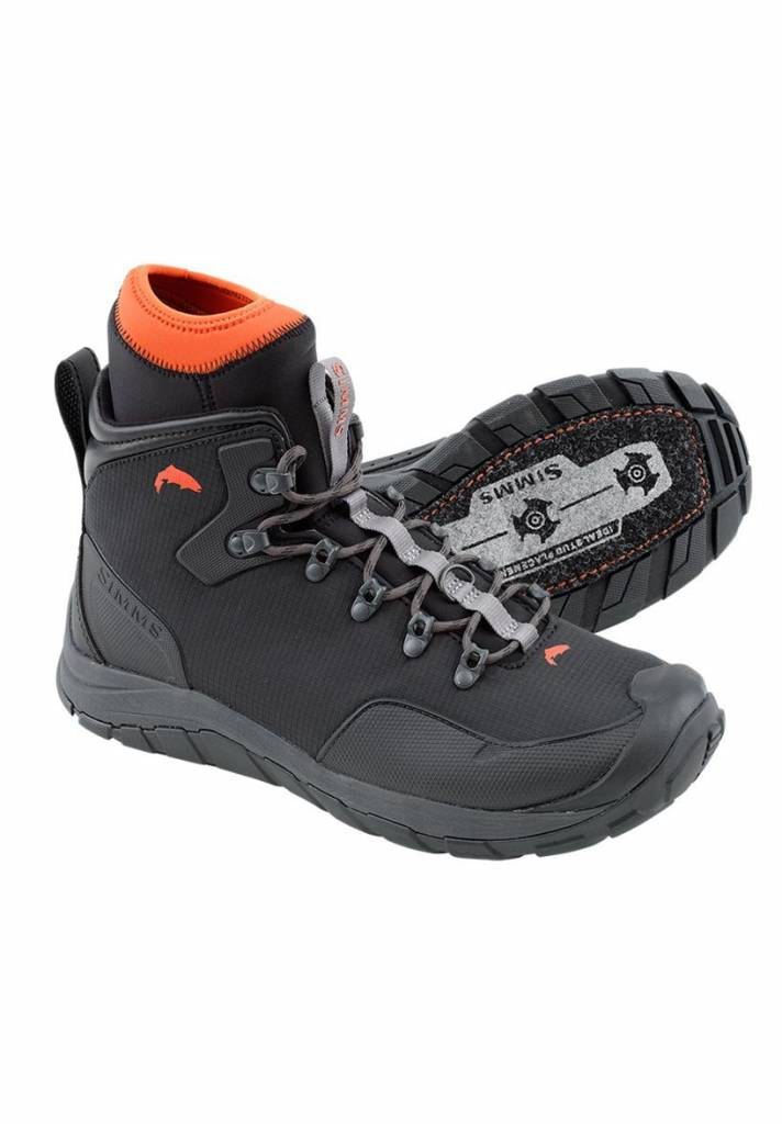 Simms Intruder Wading Boot Felt Fishing Boots Mrfc Fly