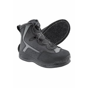 Simms Rivertek 2 Boa Boot-Felt Sizes 7-8