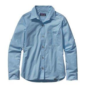 Patagonia Women's Island Hopper II L/S Shirt