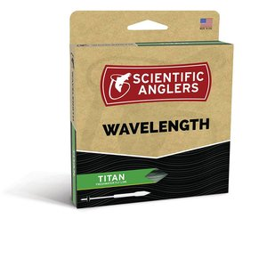 Scientific Anglers Wavelength Titan Taper Fly Line