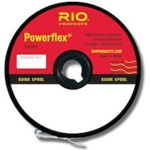 RIO Powerflex Tippet Guide Spool - 110 Yards