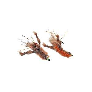 PUGLISI Crayfish #4 - Brown