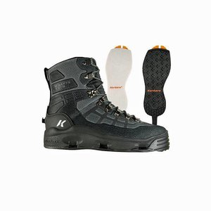 Korkers Wraptr Wading Boot Kling-On/Felt