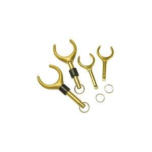 Outcast Brass Oar Locks