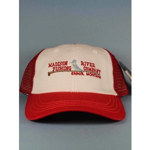 Imperial Headwear MRFC Logo Trucker Hat