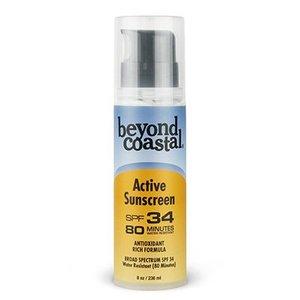 Beyond Coastal Active Sunscreen SPF 34