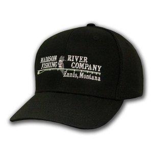 MRFC Logo Heavy D Mesh Trucker