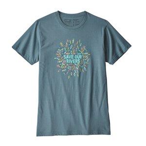 Patagonia Patagonia Save Our Rivers T-Shirt