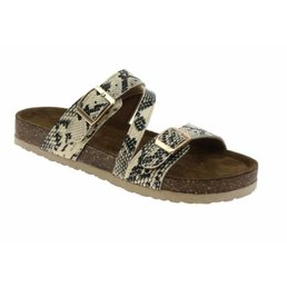 Birk Style Slide On Sandal