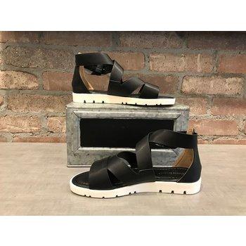 Criss Cross Strap Sandals