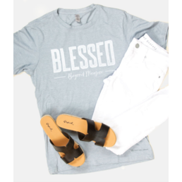 Blessed Beyond Tee