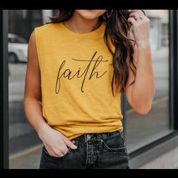 Faith Tank
