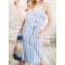 Stripe Cami Dress