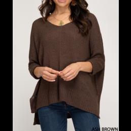 Hi Low Sweater