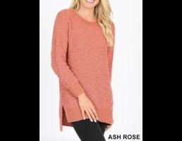 Marie Popcorn Sweater