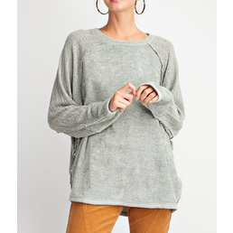 Mix & Match Sweater