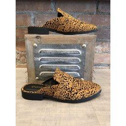 Leopard Mule