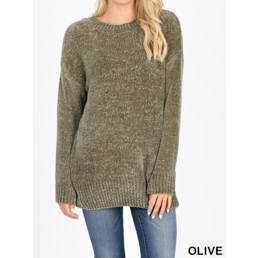 Marie Chenille Sweater