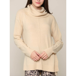 Deep Turtleneck Sweater