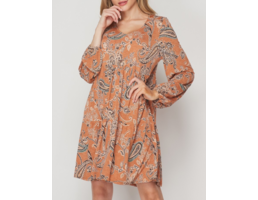 TL Paisley Dress
