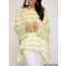 Striped Oversize Sweater