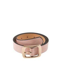 Faux Leather Belt 3