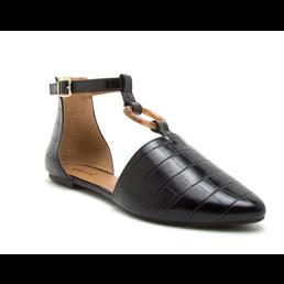 Croc T Strap Sandals