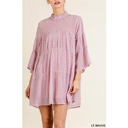 Polkadot Fabric Dress
