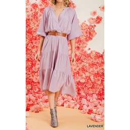 Crossbody Maxi Dress
