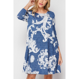 TL Print Dress