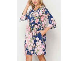 TL Floral Dress
