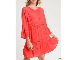 Tiered Layered Dress
