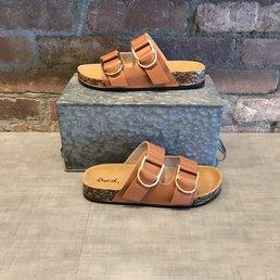 Slide On Sandal